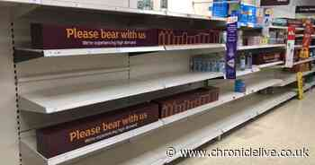 Warning to shoppers over supermarket stock levels for next three weeks