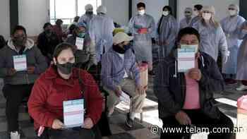 La provincia de Buenos Aires envió más de un millón de turnos de vacunación para los próximos nueve días - Télam