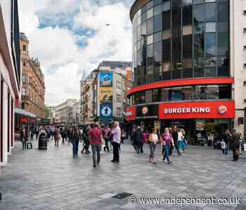 Leicester Square's Burger King corner to undergo £100m revamp - The Independent