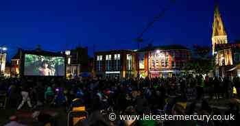 Leicester's Indian outdoor cinema is back and this year it's teaming up with Dine in the Square - Leicestershire Live - Leicestershire Live