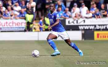 First Team Leicester's 2021/22 Pre-Season Begins In Burton 25 mins ago - Leicester City