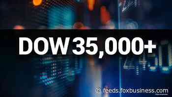 Dow 35,000: Inside the climb ahead of the Federal Reserve meeting