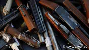 Polizei warnt vor Waffenfunden in Überschwemmungsgebieten