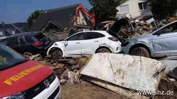 """""""Kriegsähnliche Zustände"""": Flutkatastrophe: Einsatzkräfte aus dem Kreis Pinneberg helfen in Ortschaft Insul   shz.de - shz.de"""