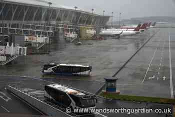 Flights cancelled as Typhoon In-fa hits China's east coast - Wandsworth Guardian
