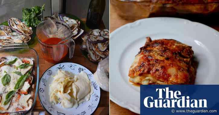 Rachel Roddy's recipe for 'light' parmigiana | A kitchen in Rome