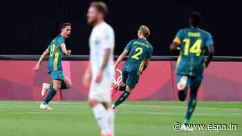 Argentina U23 vs. Australia U23 - Football Match Report - July 22, 2021 - ESPN India