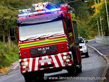 Fire to 20 metres of fencing in Shadsworth under investigation