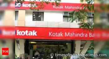 Kotak Bank posts nearly 32% rise in April-June profit