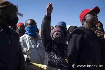 Sociale onrust in Zuid-Afrika: 'Het voelt wel alsof we een belangrijk keerpunt bereikt hebben'