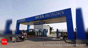 Tata Motors posts quarterly loss of Rs 4,451 crore in Q1