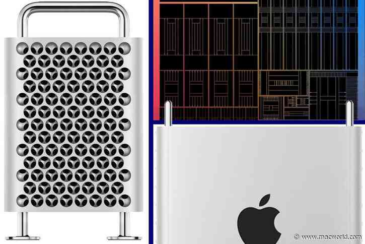 The next Mac Pro: Apple is testing a companion Pro display with an A13 chip
