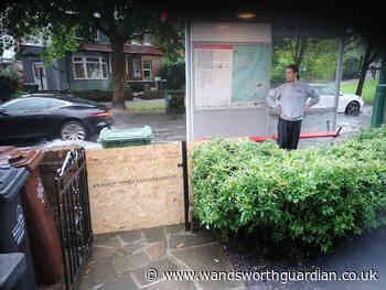 Flood alerts across south London after thunderstorm downpour