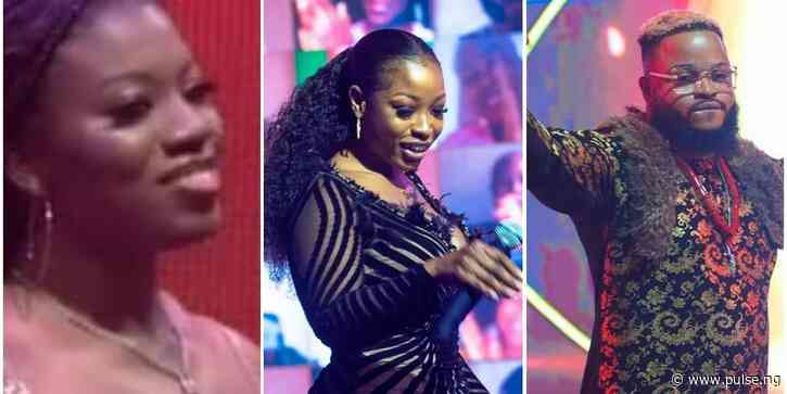 Big Brother Naija: Fashion statements and blunders at the launch of the new season