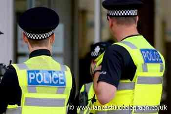 Two arrested after police discover suspected brothel
