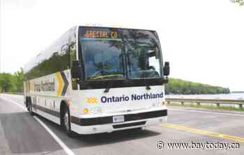 Public Health Sudbury and Districts advises of a possible COVID-19 exposure on Ontario Northland bus trip