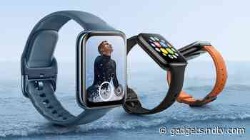 Oppo Watch 2 Design Leaked via Renders, Tipped to Feature Calling, Navigation Support