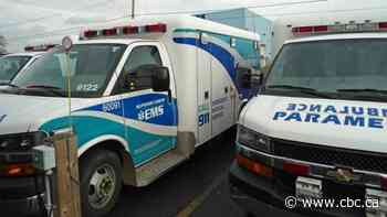 Superior North EMS to ask Thunder Bay City Council for staffing increase as 911 calls rise