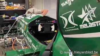 Ingenieurstudenten uit Leuven nemen deel aan elektrische racewagen-competitie in Tsjechië en Hongarije