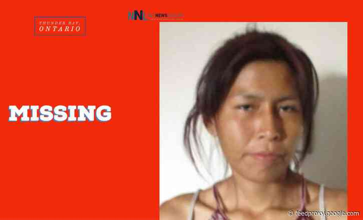 Thunder Bay: Missing 32-year-old Woman – Victoria Atlookan