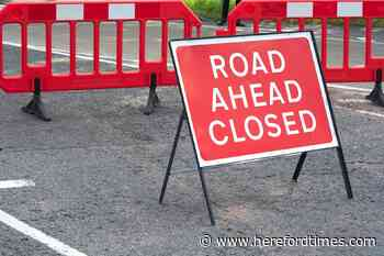These are the Herefordshire bridges shutting for maintenance