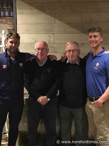 Tribute paid to Herefordshire cricket stalwart