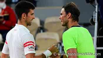 ATP-Trainer erklärt, was Novak Djokovic und Rafael Nadal vom Rest unterscheidet - Tennis World DE