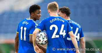 'I needed that' - Demarai Gray makes Everton promise after Millonarios goal