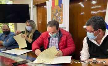Convenio entre MOPC y Municipio permitirá obras viales en Encarnación - Hoy