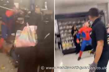 Five arrested over Clapham Junction Asda brawl bailed