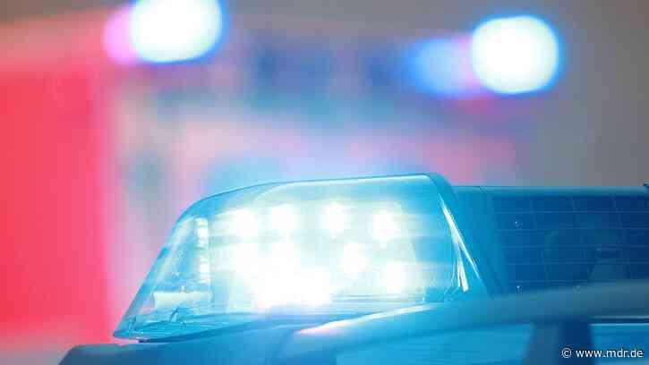 Unbekannter Täter attackiert 34-Jährigen in Zwickau mit Schwert - MDR