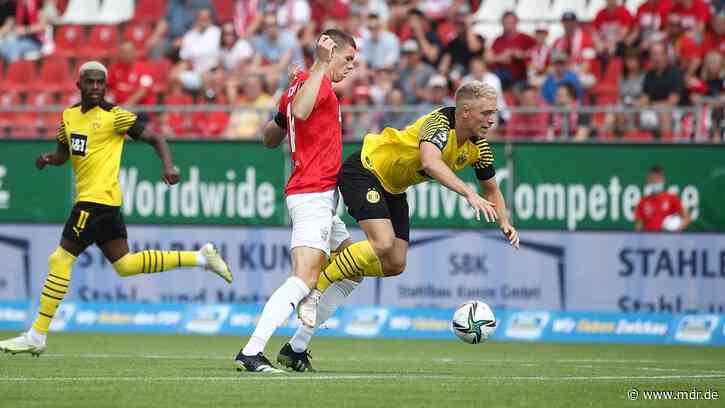 3. Liga: Unglückliche Heimpleite für den FSV Zwickau gegen Aufsteiger Dortmund II - MDR