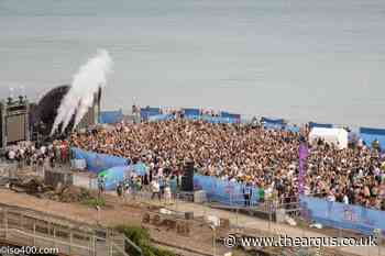 Brighton council explains why it cancelled On The Beach festival