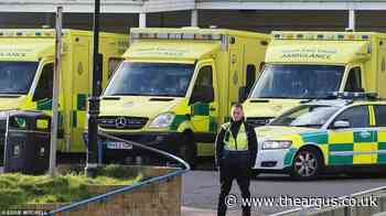 Some patients advised to make own way to hospital amid high ambulance demand