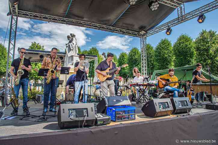 Summer Jam brengt hele zomer lang muziek in Maaseik
