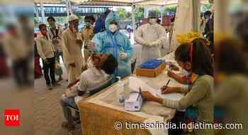 Coronavirus live updates: Delhi reports 39 new Covid-19 cases in last 24 hours - Times of India