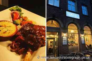 Blackpool restaurant given a Traveller's Choice Award