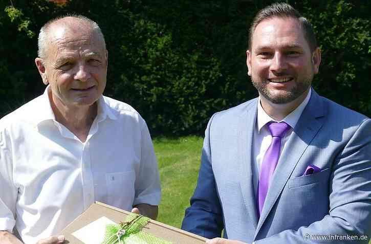 Dettelbachs ehemaliger Bürgermeister Reinhold Kuhn feiert 75. Geburtstag