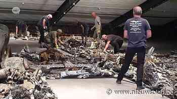 Pronkstuk Nederlands oorlogmuseum: Britse bommenwerper die tijdens Wereldoorlog neerstortte in Bunsbeek