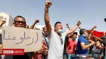 Tunisia: Key moments as political turmoil unfolds