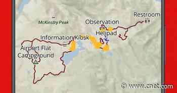 BF Goodrich rolls into GPS navigation with OnTrail app     - Roadshow