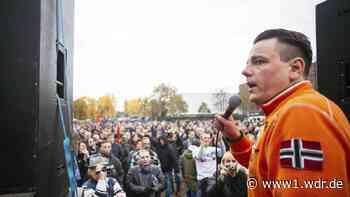 Mönchengladbacher Rechtsextremist Roeseler zu Geldstrafe verurteilt