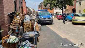 Hochwasser im Rheinland und an der Ahr lockt Betrüger an