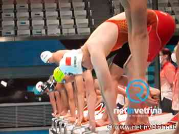 Olimpiadi Tokyo, batteria nuoto sl 1.500, Caramignoli chiude al sesto posto - Rietinvetrina