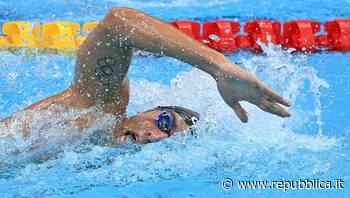Nuoto: delusione Detti: solo sesto nei 400 stile libero a Tokyo - la Repubblica