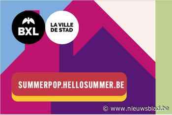 Laken is eerste van drie haltes voor Summer Pop