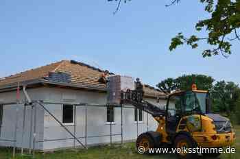Eigenheim-Bau auf ehemaligen Neubauflächen nimmt in Genthin Fahrt auf - Volksstimme