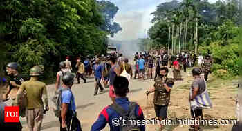 Six Assam cops killed in border violence with Mizoram: CM Himanta Sarma