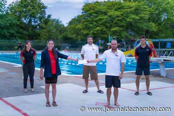Club de natation de Chambly : le bonheur du retour estival - Le journal de Chambly - Le Journal de Chambly