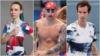 Tokyo 2020 day one: What you missed with Andy Murray, Adam Peaty and Geraint Thomas in action - iNews